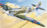 """Истребитель """"Spitfire MK.IX"""" (масштаб: 1/72)"""