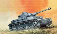 """Средний танк """"PzKpfw IV Ausf.F1/F2"""" масштаб: 1/35"""
