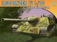 "САУ ""Jagdpanzer IV L/70 Late Production"" (масштаб: 1/72)"