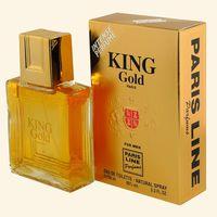 "Туалетная вода для мужчин ""King Gold"" (100 мл)"