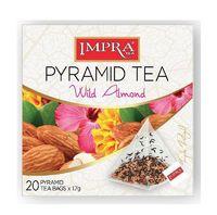 """Чай черный """"Impra. Wild Almond"""" (20 пакетиков)"""