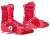 Обувь для бокса PS005 (р. 36; красная)
