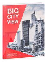 """Тетрадь общая в клетку """"Big City View"""" (80 листов)"""