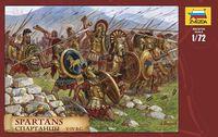 """Набор миниатюр """"Спартанцы"""" (масштаб: 1/72)"""