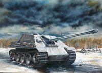 """САУ """"Sd.Kfz.173 Jagdpanther"""" (масштаб: 1/35)"""