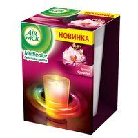 """Ароматизированная свеча Air Wick """"Переливы цвета. Дикая орхидея"""" (155 г)"""