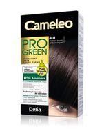 """Краска для волос """"Cameleo Pro Green"""" (тон: 4.0, коричневый)"""