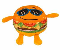 "Мягкая игрушка ""Крутой бургер"""