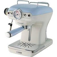 Кофеварка эспрессо Ariete 1389 Vintage (голубой)