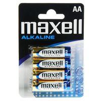 """Батарейка AA LR6 """"Maxell"""" (4 шт.)"""