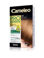 "Краска для волос ""Cameleo Pro Green"" (тон: 7.0, средний блондин)"