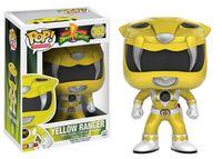 """Фигурка """"POP. Могучие рэйнджеры. Желтый рейнджер."""""""