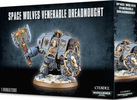 Warhammer 40.000. Space Wolves. Venerable Dreadnought (53-12)