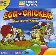 Turbo Games: Яйца против Куриц