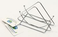Подставка для салфеток металлическая (125х90х60 мм)