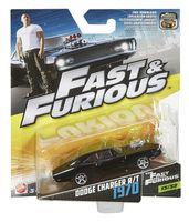 "Модель машины ""Fast&Furios. Dodge Charger R/T 1970"" (масштаб: 1/55)"