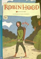 Teen Eli Readers. Robin Hood (+ CD)