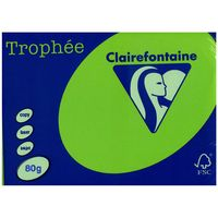 "Бумага ""Trophee. Intensive"" (А4; 500 листов; 80 г/м2; зеленый)"