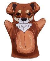 "Мягкая игрушка на руку ""Жучка"" (32 см)"