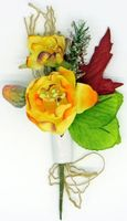 """Ветка для флористики """"Желтый букет"""" (арт. DKB153M)"""