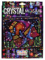 "Аппликация из страз ""Crystal Mosaic. Рыбка"""