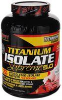 """Протеин """"Titanium Isolate Supreme"""" (2240 г; клубничный йогурт)"""