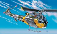 "Вертолет ""AB-204 B / UH-1 F"" (масштаб: 1/72)"