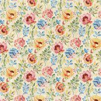 """Бумага для скрапбукинга """"Нежный букет. Блестящие цветочки"""" (310х310 мм; 12 листов)"""