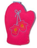 Набор для шитья (розовый; арт. SK-040)
