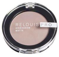 "Тени для век ""Relouis Pro Eyeshadow Matte"" (тон: 15, taupe)"