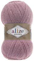 """Пряжа """"ALIZE. Alpaca Royal №269"""" (100 г; 250 м; розовый)"""
