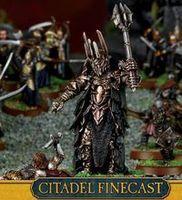 "Миниатюра ""LotR/The Hobbit. Finecast: The Dark Lord Sauron"" (08-40)"
