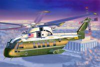 """Транспортный вертолет """"VH-71Marine One (EH-101)"""" (масштаб: 1/72)"""