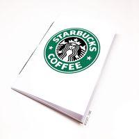 """Блокнот """"Старбакс кофе"""" (А5; арт. 504)"""