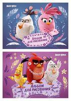 "Альбом ""Angry Birds"" (А4; 40 листов)"