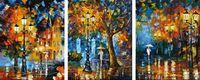 """Картина по номерам """"Осенний вечер"""" (400х1500 мм; арт. PC34050001)"""