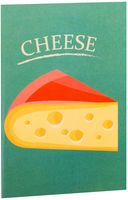 """Блокнот """"Cheese"""" (А5)"""