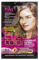 """Крем-краска для волос """"Effect Сolor"""" (тон: 6.0, натуральный русый)"""