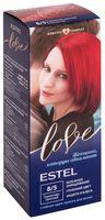 """Крем-краска для волос """"Estel Love"""" (тон: 8/5, гранатово-красный)"""