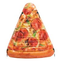 "Матрас надувной для плавания ""Пицца"" (175х145 см)"
