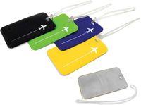 """Ярлык для багажа MNM """"Etiquette bagage"""" (цвет: черный)"""