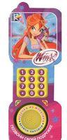 Winx. Позвони своей подружке. Книжка-игрушка. Книга в форме телефона (1 звук. кнопка)