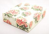 """Подарочная коробка """"Camellias"""" (16,5х20х5 см; арт. CRT649R/FPR)"""