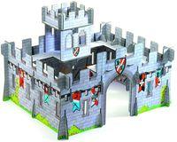 """Сборная модель из картона """"Средневековый замок"""""""