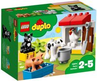 "LEGO Duplo ""Ферма: домашние животные"""