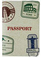 Обложка на паспорт (арт. C1-17-901)