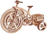 """Сборная деревянная модель """"Велосипед-визитница"""""""