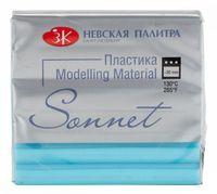 """Глина полимерная """"Sonnet"""" (голубой бриллиант; 56 г)"""