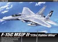 Самолет F-15C MSIP II (масштаб: 1/72)