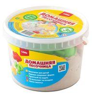 """Набор для лепки из песка """"Морской"""" (белый; 1,5 кг)"""